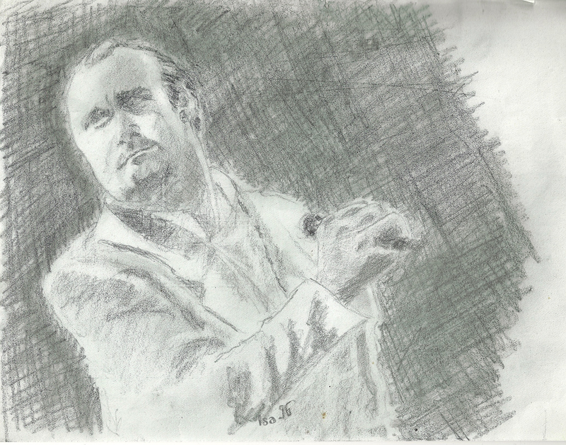 Portraits - techniques diverses