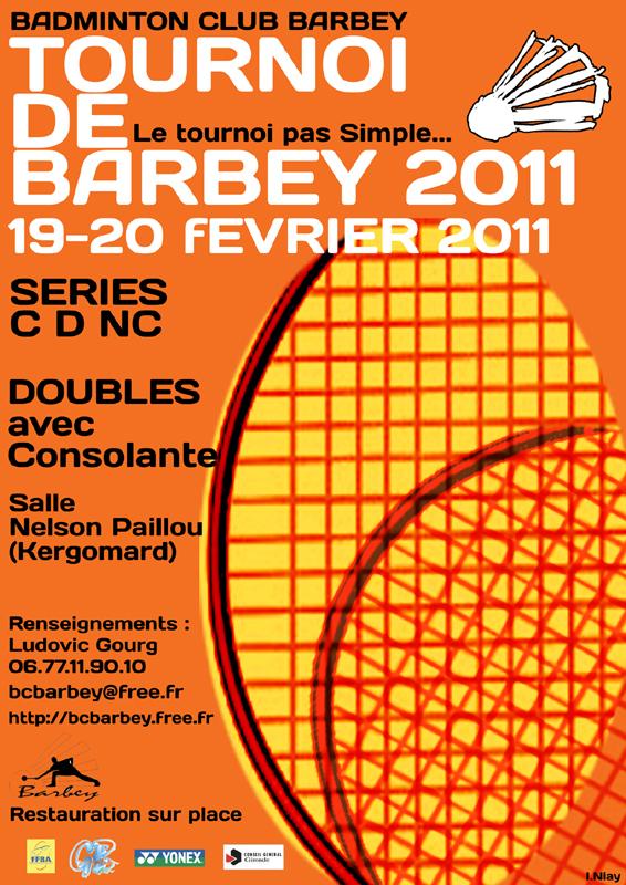 Affiches - BcBarbey