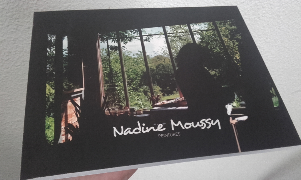 Book / Communication artiste - Nadine Moussy