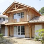 Maison à Lège Cap Ferret (33) – Gourvellec Architectes